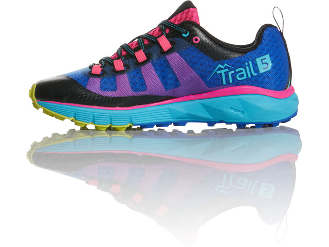 Salming Trail 5 Shoes Women Blue